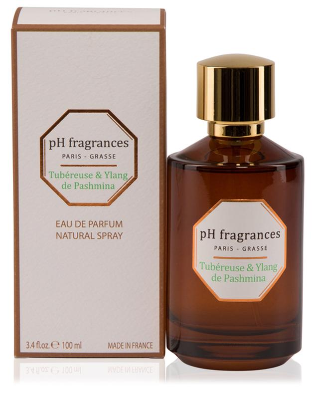 Eau de Parfum Tubéreuse & Ylang de Pashmina - 100 ml PH FRAGRANCES