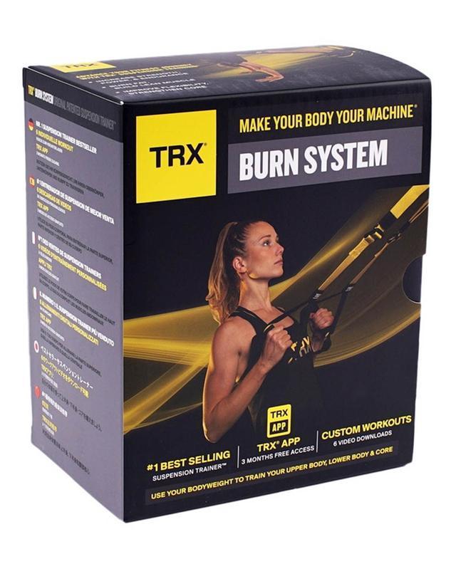 TRX Burn System fitness set TRX