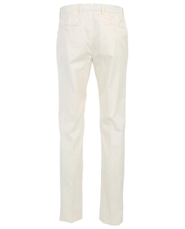 Pantalon en coton et soie mélangés MARCO PESCAROLO
