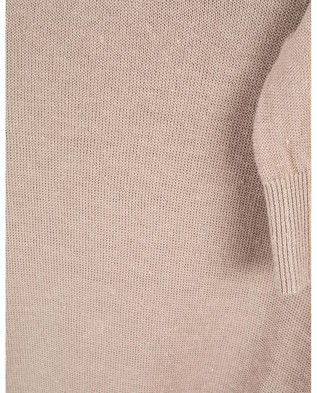 Kapuzenpulli aus Leinen im Sweatshirt-Look BONGENIE GRIEDER