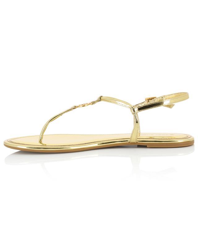 Sandales dorées Emmy TORY BURCH