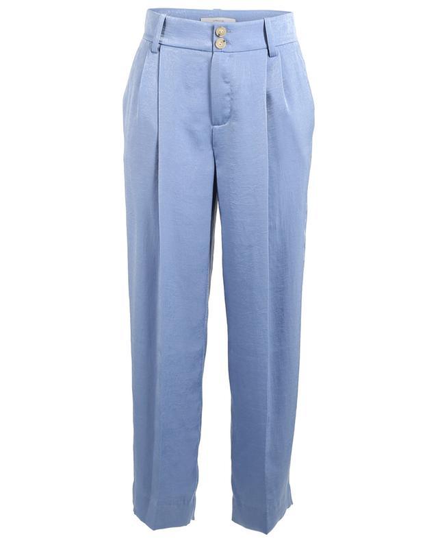 Pantalon raccourci en satin VINCE