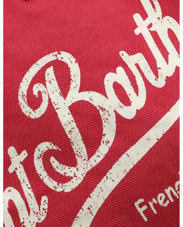 Vanity The place to be print tote bag MC2 SAINT BARTH