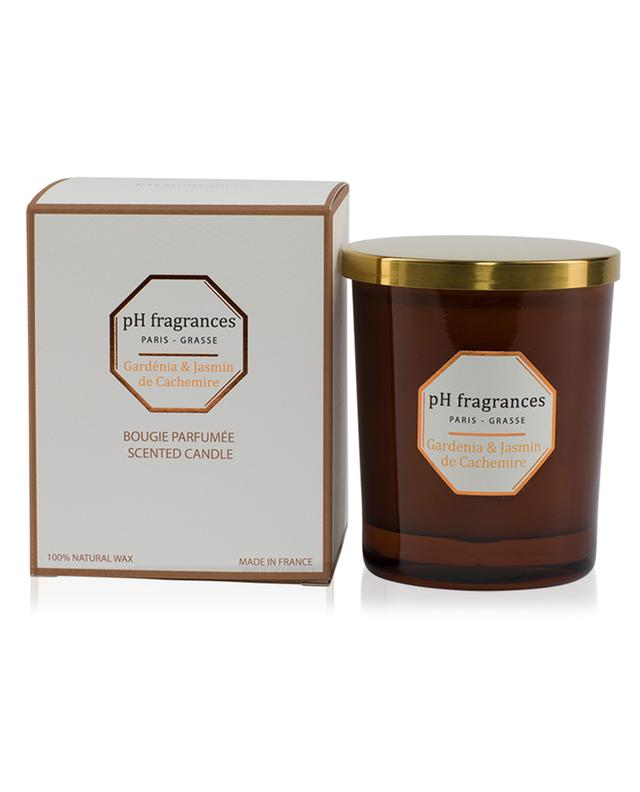 Bougie parfumée Gardénia & Jasmin de Cachemire PH FRAGRANCES