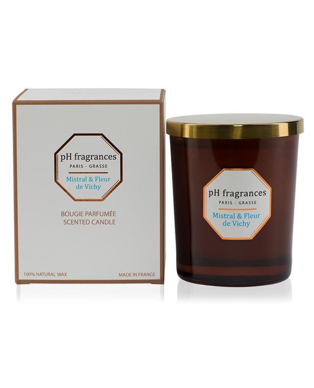 Bougie parfumée Mistral & Fleur de Vichy PH FRAGRANCES