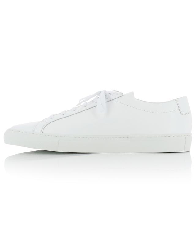 Minimalistische weisse Ledersneakers Original Achilles COMMON PROJECTS