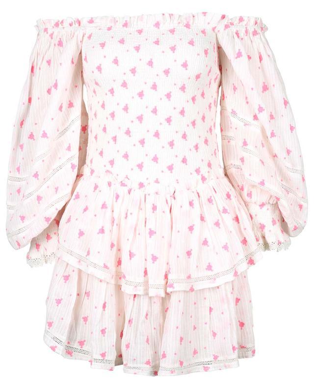 Robe de plage en coton Raelynn LOVESHACKFANCY