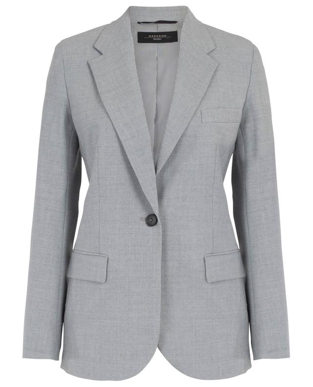 Blazer cintré en laine stretch Sequoia WEEKEND MAXMARA
