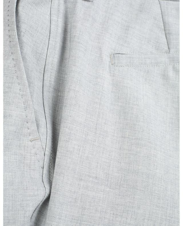 Pantalon cigarette en laine stretch FITW13 Fazio WEEKEND MAXMARA