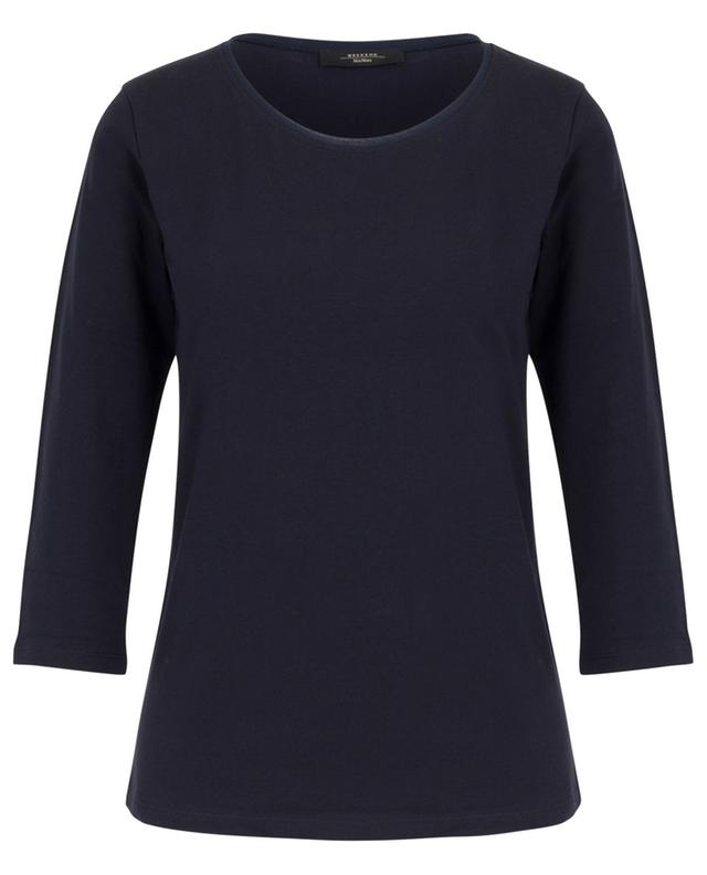 T-shirt manches trois-quarts en jersey de coton Multia WEEKEND MAXMARA