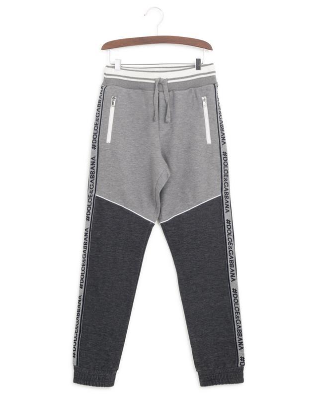 Pantalon de jogging bicolore Summer Smile DOLCE & GABBANA