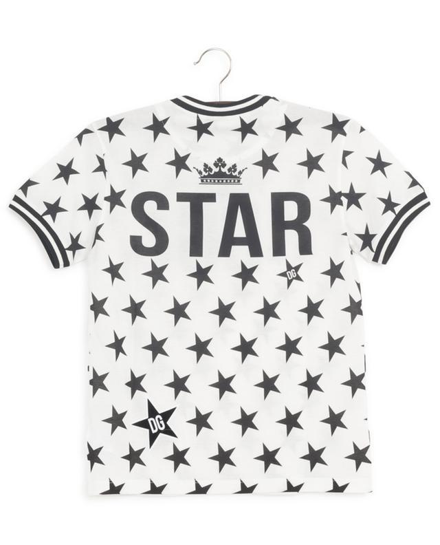 T-shirt en jersey imprimé DG Star DOLCE & GABBANA