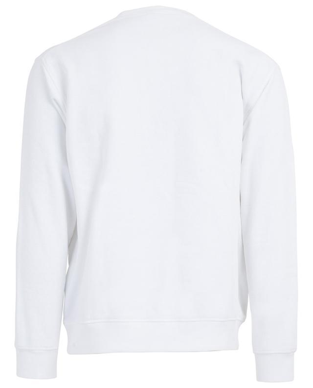 Sweat-shirt en coton avec logo vintage DSQUARED2