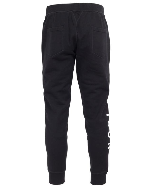 Pantalon de jogging en coton imprimé Icon DSQUARED2