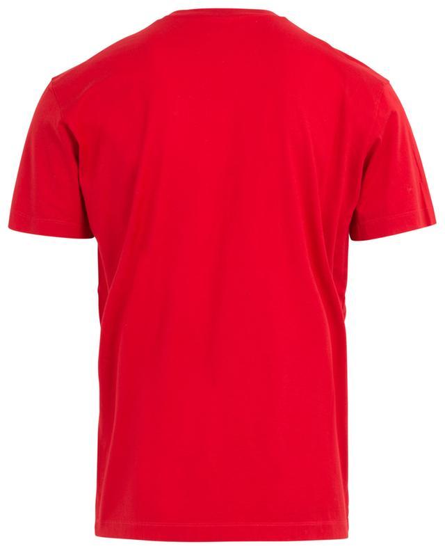 T-shirt col rond en coton imprimé Icon DSQUARED2
