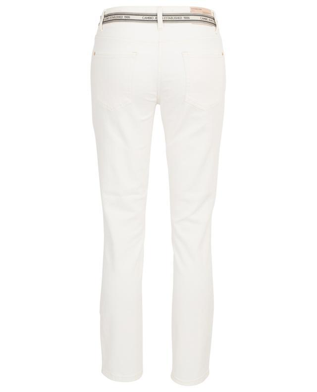 Pantalon droit en coton mélangé Liu CAMBIO