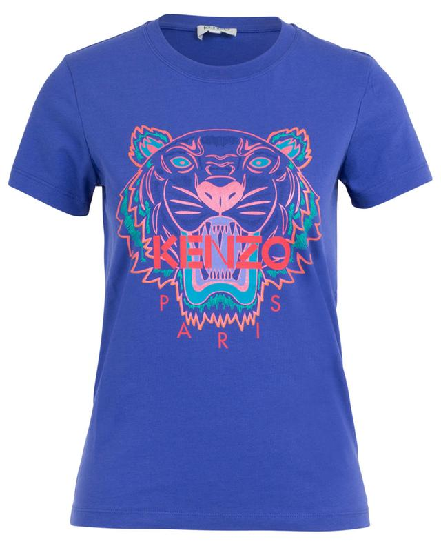 Tiger Capsule Holiday glitter print T-shirt KENZO
