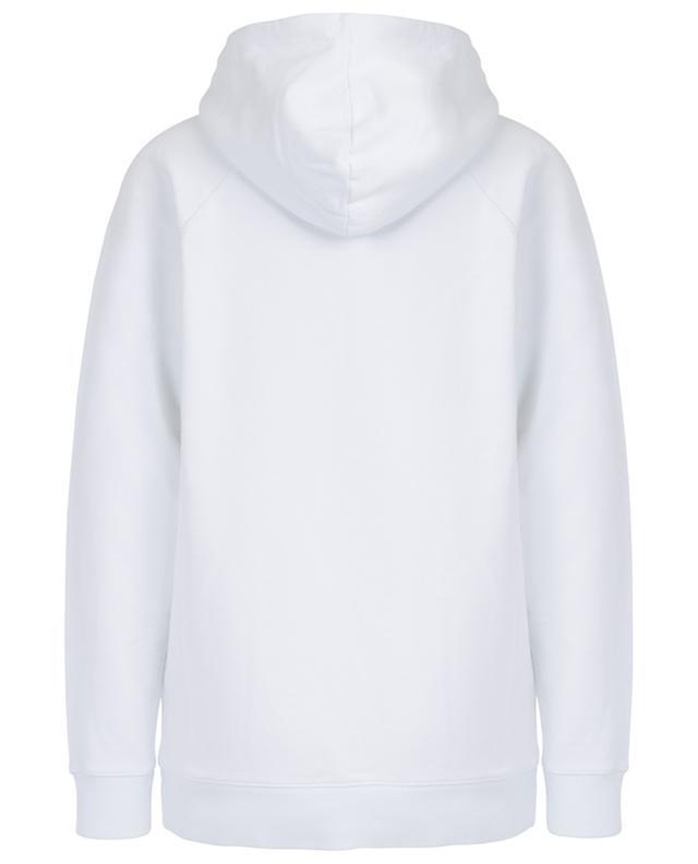 Sweat-shirt à capuche brodé lurex Tiger Capsule Holiday KENZO