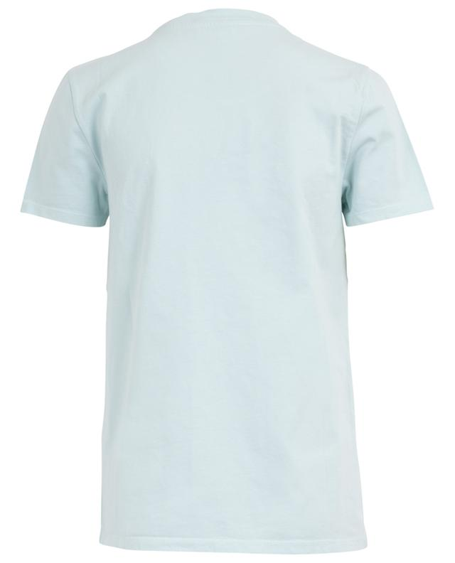 T-shirt à manches courtes en coton Fizvalley AMERICAN VINTAGE
