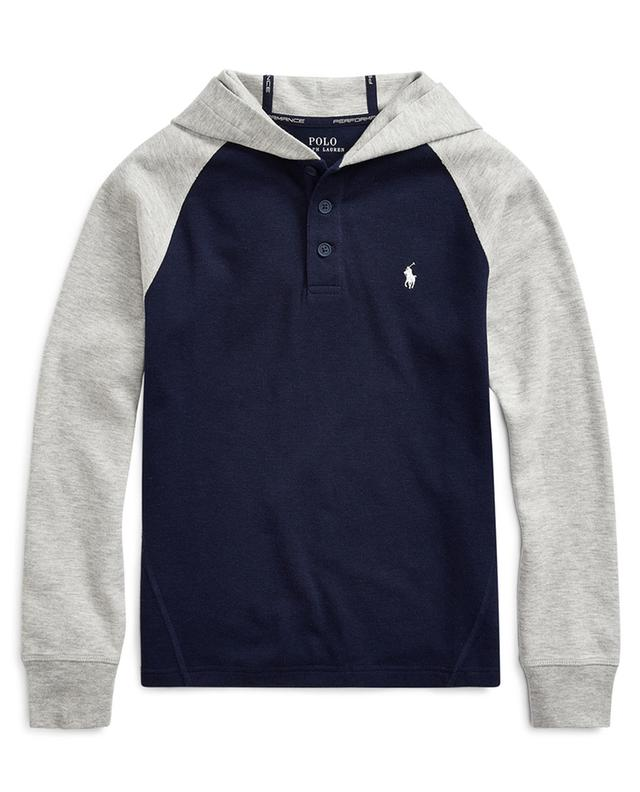 Sweat-shirt à capuche brodé 5 POLO RALPH LAUREN