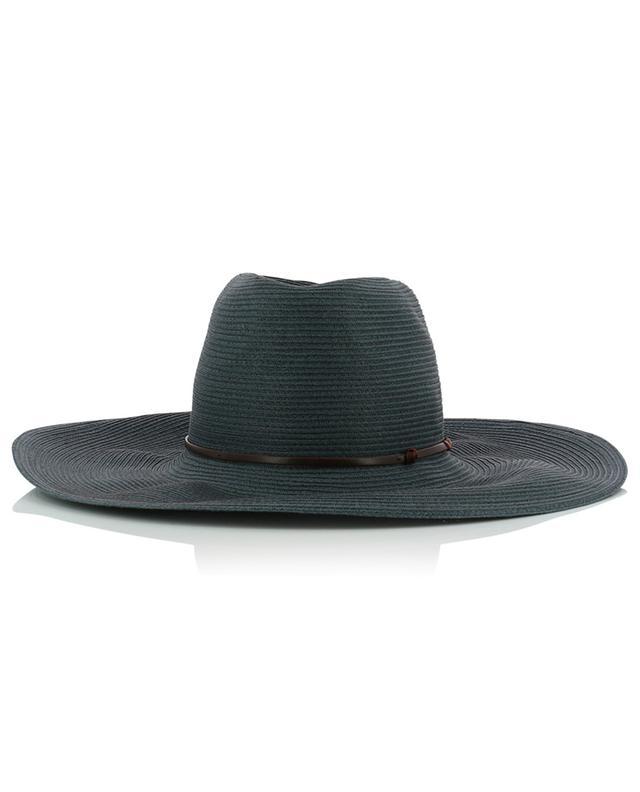 Chapeau à bord large en papier GI'N'GI