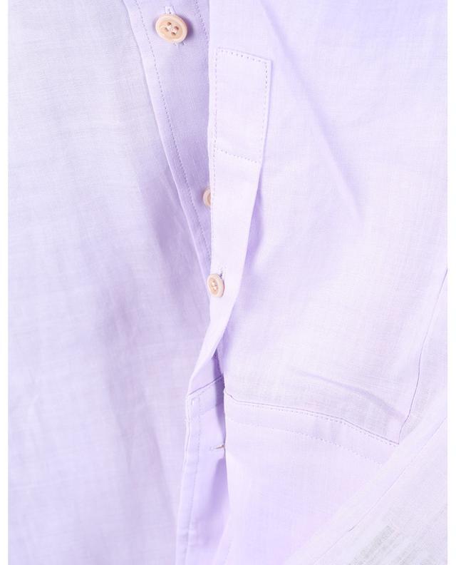 Longue chemise en voile de ramie Bora JOSEPH