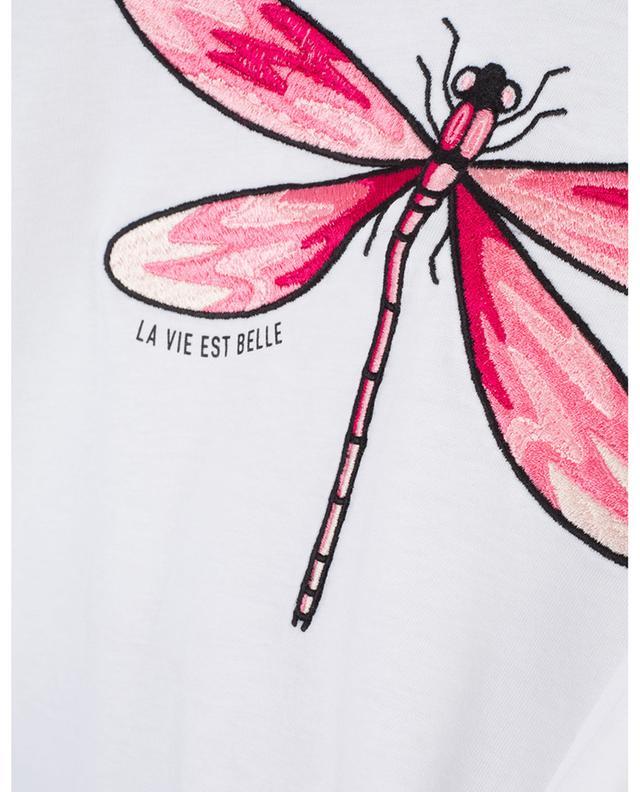 T-shirt en coton mélangé QUANTUM COURAGE