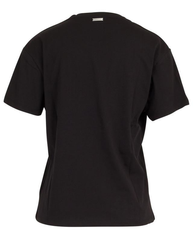 T-shirt en coton brodé Friends QUANTUM COURAGE