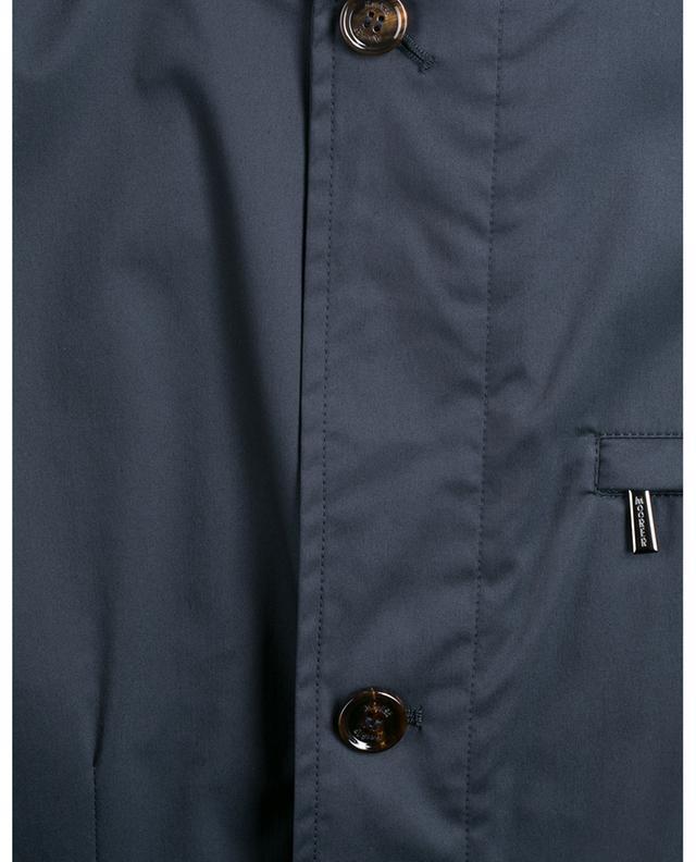 Parka légère courte en coton mélangé Ghiberti - SAF MOORER
