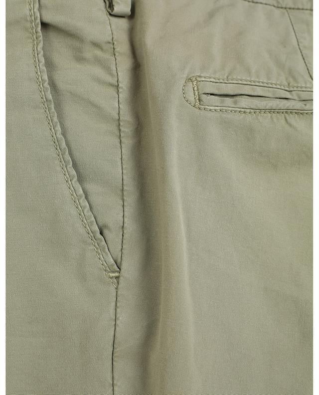 Pantalon chino slim en coton B SETTECENTO