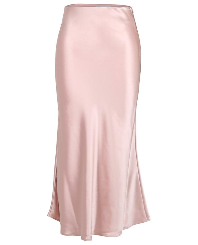 Valletta satin midi dress GALVAN LONDON