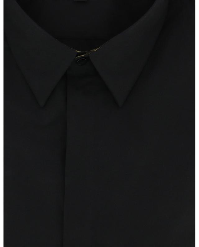 Chemise à manches longues en coton FENDI
