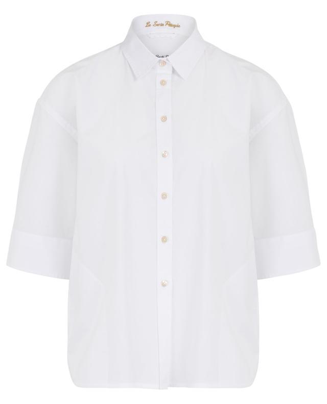 Cotton poplin shirt LE SARTE PETTEGOLE