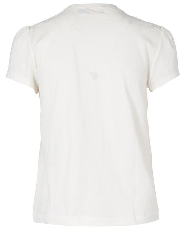 T-shirt en coton avec broderies POLO RALPH LAUREN