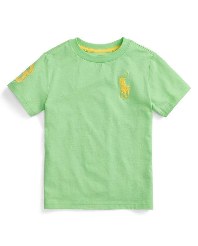 Big Pony and 3 embroidered T-shirt POLO RALPH LAUREN