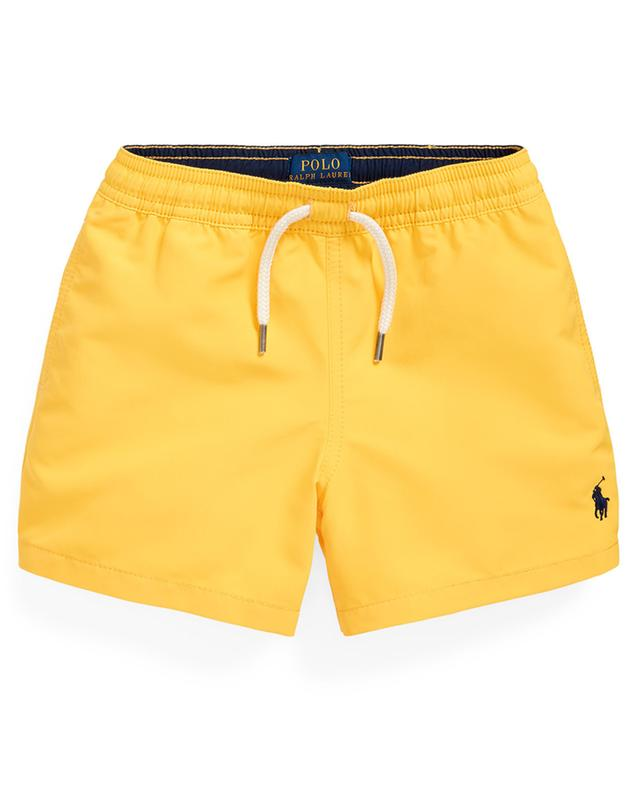 Traveler Pony embroidered swim shorts POLO RALPH LAUREN