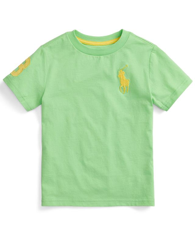 T-shirt brodé 3 et Big Pony POLO RALPH LAUREN