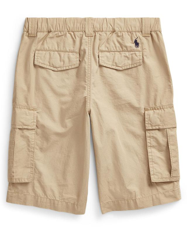 Cargo-Shorts aus Ripstop-Baumwolle mit Pony-Stickerei POLO RALPH LAUREN