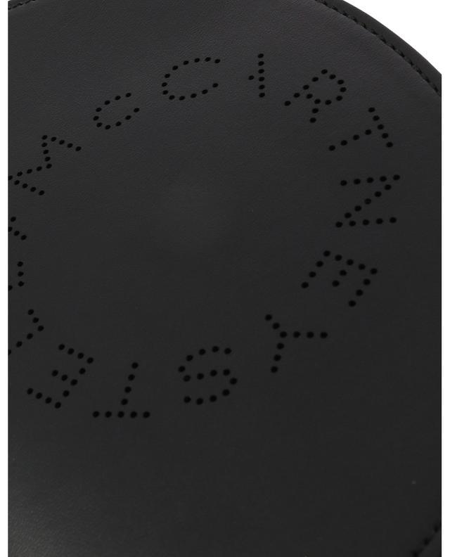 Sac porté épaule en cuir synthétique perforé Mini Marlee Logo STELLA MCCARTNEY