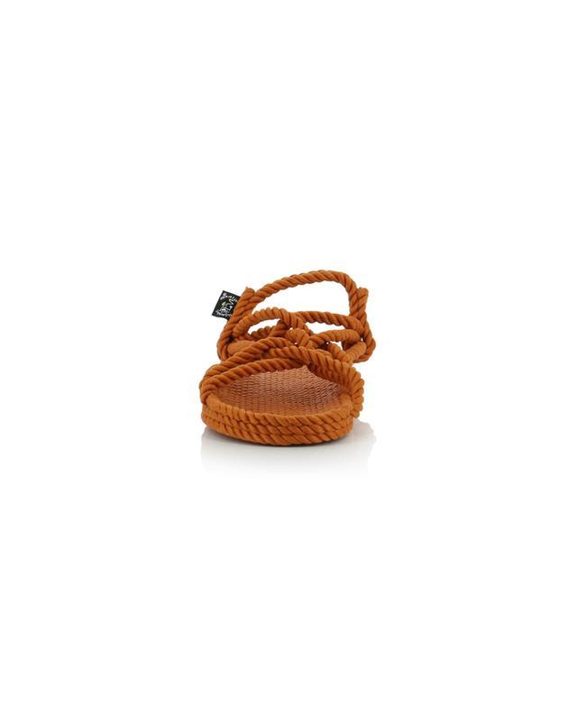Sandales plates en corde JC NOMADIC STATE OF MIND