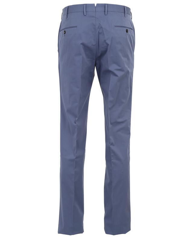 Pantalon droit en coton stretch PT TORINO