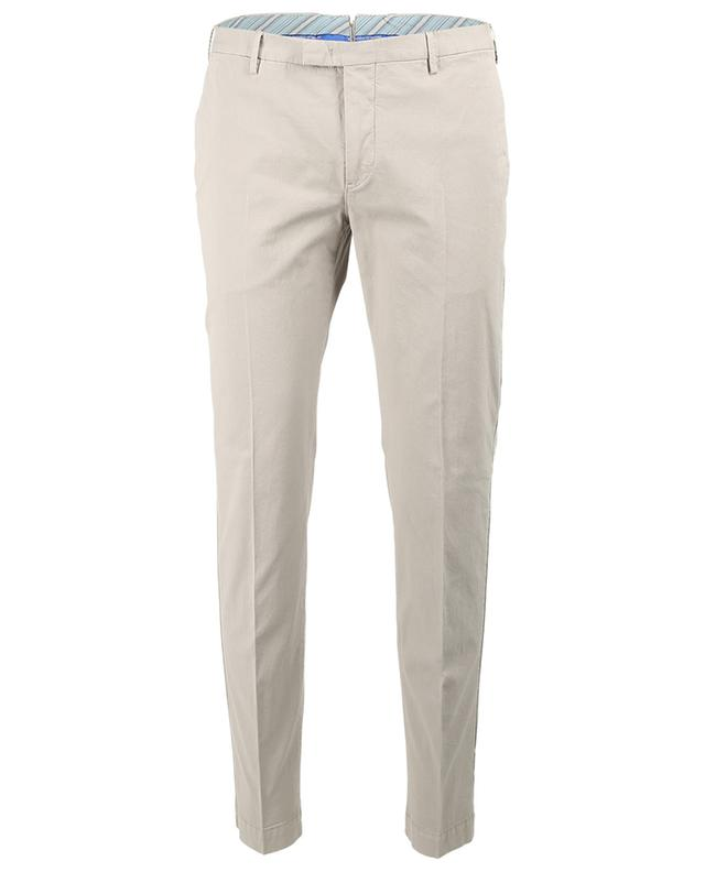 Stretch cotton skinny trousers PT TORINO