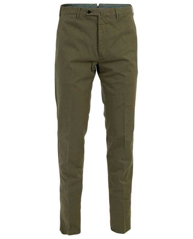 Graven Fit cotton blend chino trousers PT TORINO