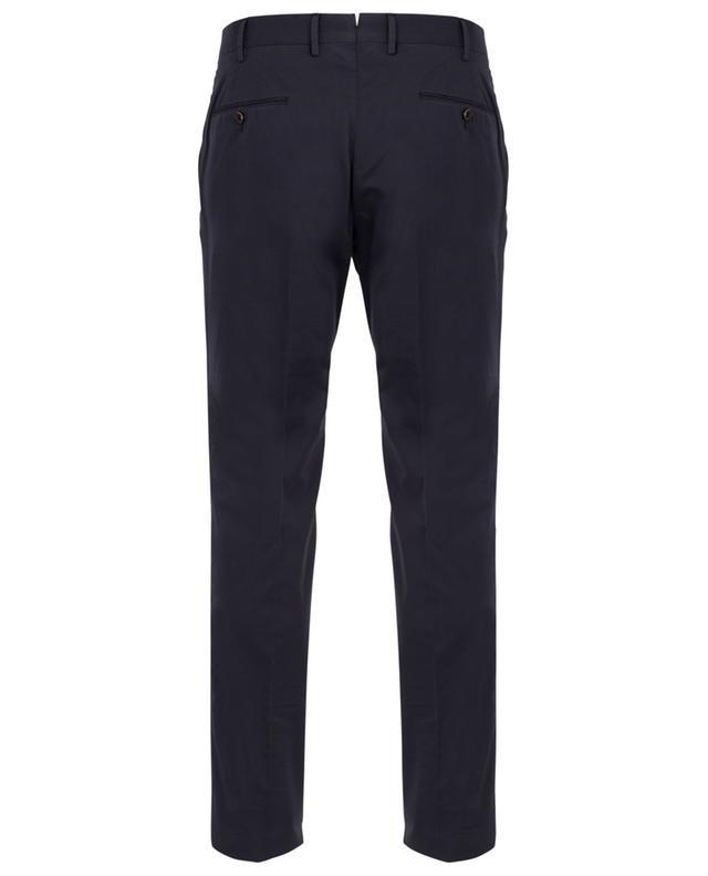 Silkochino cotton and silk chino trousers PT TORINO