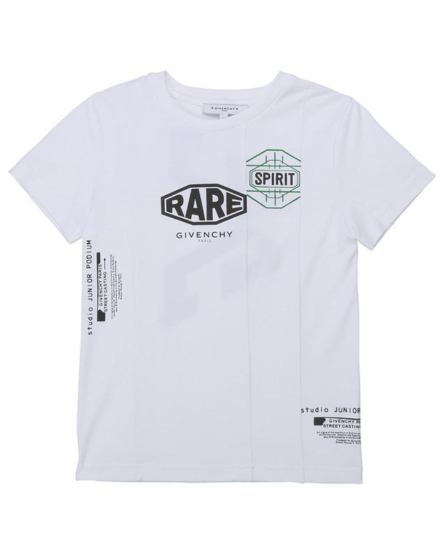 Rare Givenchy Studio Junior jersey T-shirt GIVENCHY