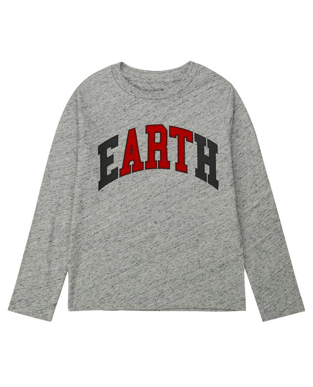 T-shirt à manches longues imprimé Earth Boxo ZADIG & VOLTAIRE