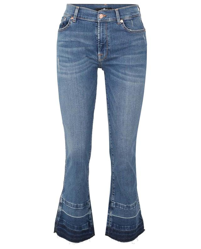 Jean bootcut Cropped Boot Unrolled 7 FOR ALL MANKIND