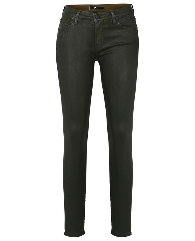 Jean enduit The Skinny Coated Slim Illusion Army 7 FOR ALL MANKIND