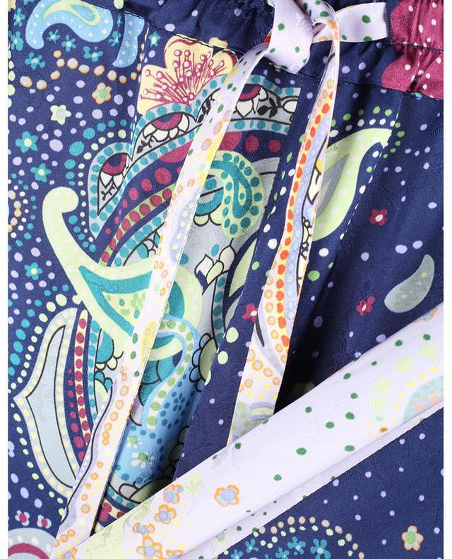 Hose aus Viskose mit abstraktem Print M MISSONI