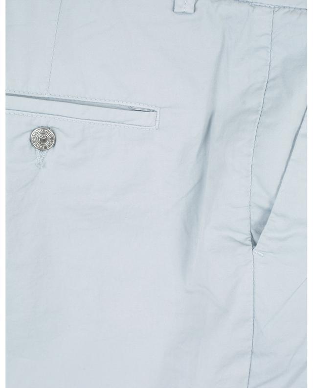 Pantalon raccourci en coton mélangé Stella CAMBIO